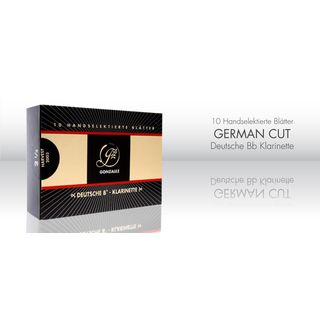 Gonzalez Bb Clar German 3 Deutsches System, 10er Pack Productafbeelding