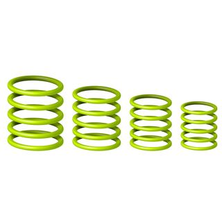 Gravity RP 5555 GRN 1 Gravity Ring Pack, Sheen Green Product Image