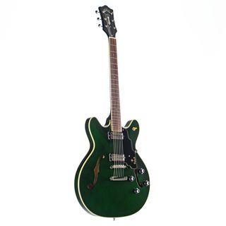 Guild Starfire IV ST Emerald Green Product Image