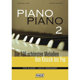 Hage Musikverlag Piano Piano 2 Product Image