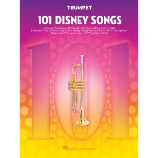 Hal Leonard 101 Disney Songs: Trumpet Εικόνα προιόντος