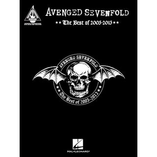 Hal Leonard Avenged Sevenfold: The Best Of 2005-2013 Product Image