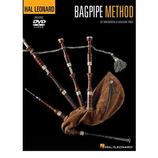 Hal Leonard Bagpipe Method Buch/DVD Product Image
