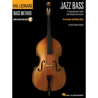 Hal Leonard Bass Method: Jazz Bass Product Image