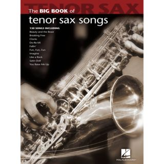Hal Leonard Big Book Of Tenor Sax Songs Product Image