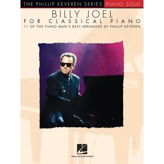 Hal Leonard Billy Joel For Classical Piano Product Image