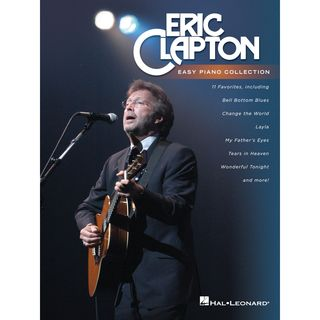 Hal Leonard Eric Clapton: Easy Piano Collection Produktbild