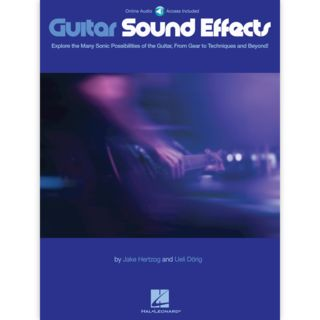 Hal Leonard Guitar Sound Effects Product Image