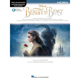 Hal Leonard Instrumental Play-Along: Beauty And The Beast - Horn Product Image