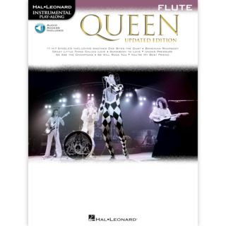 Hal Leonard Instrumental Play-Along: Queen - Flute Product Image