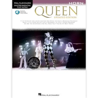 Hal Leonard Instrumental Play-Along: Queen - Horn Product Image