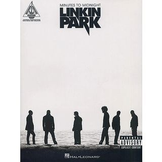 Hal Leonard Linkin Park: Minutes To Midnight Product Image