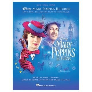 Hal Leonard Mary Poppins Returns: Music from the Motion Picture Soundtrack Product Image