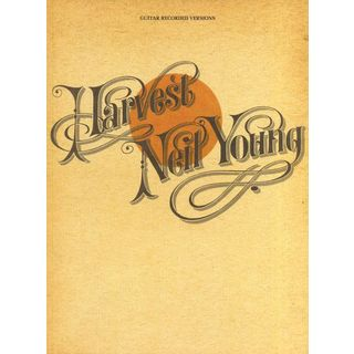 Hal Leonard Neil Young: Harvest - Guitar Recorded Versions Produktbild