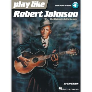 Hal Leonard Play Like Robert Johnson Product Image