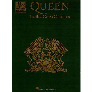 Hal Leonard Queen: Bass Guitar Collection Bass Product Image