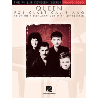 Hal Leonard Queen For Classical Piano Product Image