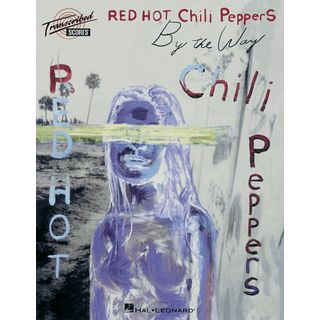 Hal Leonard Red Hot Chili Peppers: By The Way Bass TAB Product Image