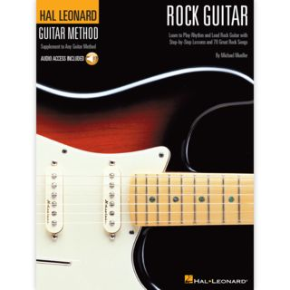Hal Leonard Rock Guitar Method Product Image