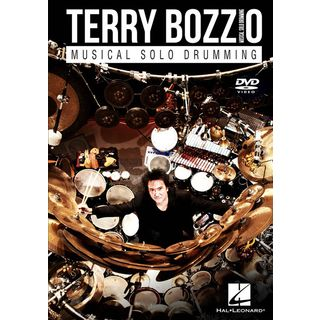 Hal Leonard Terry Bozzio - Musical Solo Drumming DVD Product Image