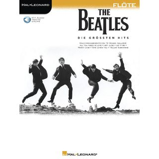 Hal Leonard The Beatles - Die größten Hits Product Image