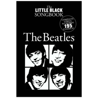 Hal Leonard The Little Black Songbook: The Beatles Product Image