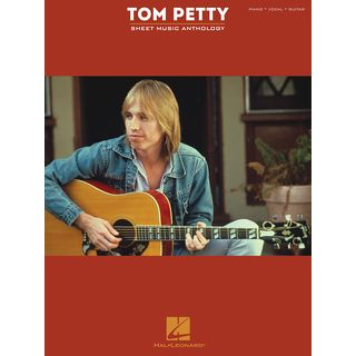 Hal Leonard Tom Petty: Sheet Music Anthology Product Image