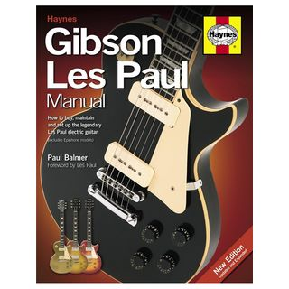 Haynes Publishing Gibson Les Paul Manual Product Image