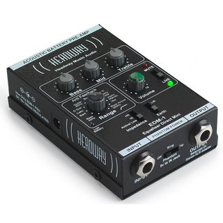 HEADWAY EDM-1 Acoustic Preamp Product Image