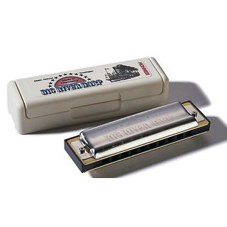 Hohner Big River Harp G MS  Product Image