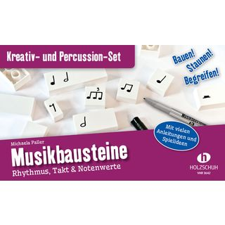 Holzschuh Verlag Musikbausteine Kreativ- und Percussion-Set Product Image