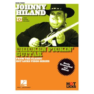 Hot Licks Johnny Hiland: Chicken Pickin' Guitar Product Image