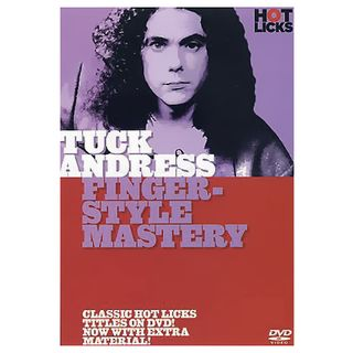 Hotlicks Videos Andress - Fingerstyle Mastery Hot Licks, DVD Product Image