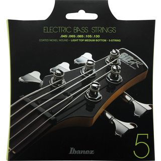 Ibanez 5er Bass IEBS5C 45-130 Nickel Wound Product Image