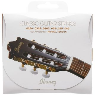 Ibanez ICLS6NT Nylon Guitar Strings Product Image