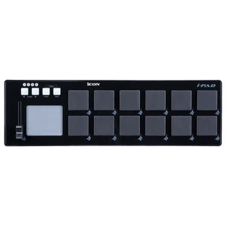 iCON iPad USB MIDI Controller Black Product Image
