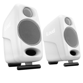 IK Multimedia iLoud Micro Monitor White Special Edition Product Image