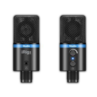 IK Multimedia iRig Mic Studio Black Product Image