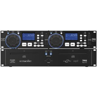 IMG STAGELINE CD-230DJ DJ-Dual-CD-/MP3-Player Produktbild