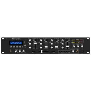 IMG STAGELINE MPX-410DMP 4-Channel Mixer with MP3 Player Product Image