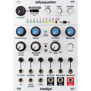 Intellijel Jellysquasher Analog compressor Product Image