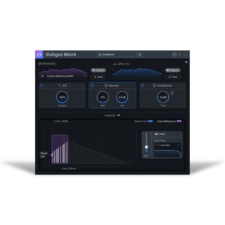 iZotope Dialogue Match Crossgrade von Surround Rev. Lizenz Code Produktbild