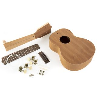 J & D DIY Ukulele DIY Kit Product Image