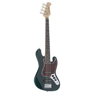 Jack & Danny Bass guitar JB Mini See Thru Blue Product Image