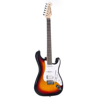 Jack & Danny Electric guitar ST Rock HSS SB Sunburst Product Image