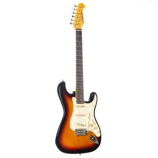 Jack & Danny Electric guitar ST Vintage Sunburst Product Image