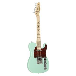 Jack & Danny Electric guitar TL-Mini SFG Surf Green Product Image