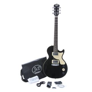 Jack & Danny L Rock Pack BK Black Product Image