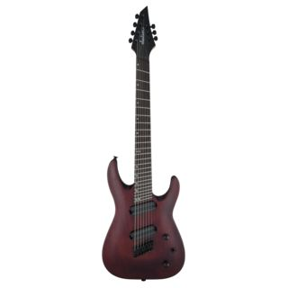 Jackson X Series Dinky Arch Top DKAF7 MS Stained Mahogany Product Image