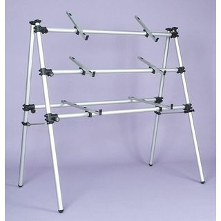 Jaspers 3D-120S Keyboard Stand for 3 keyboards, silver Product Image